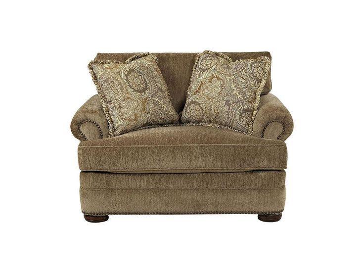 Klaussner Living Room Tolbert Chair K90810F C
