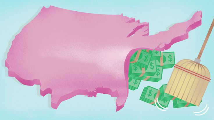 Moving money out of the usual offshore secrecy havens and into the U.S. is a brisk new business.