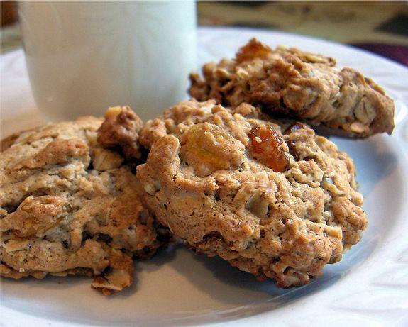 Best oatmeal raisin cookies I've ever had