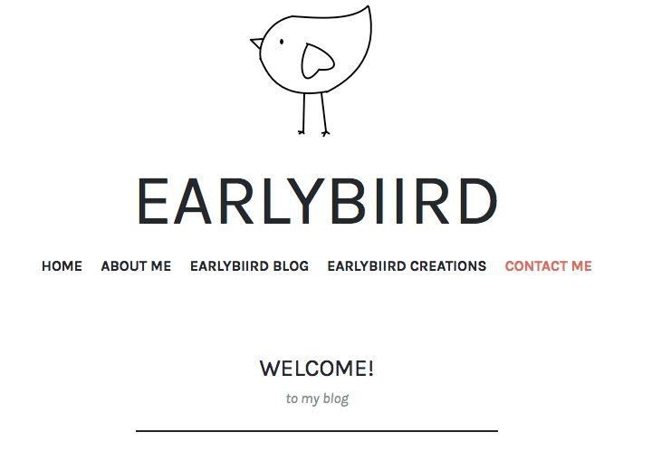https://earlybiirdblog.com/2016/12/03/welcome/