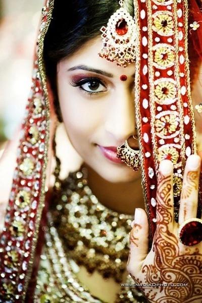 Beautiful Bride Delhi Brides 70