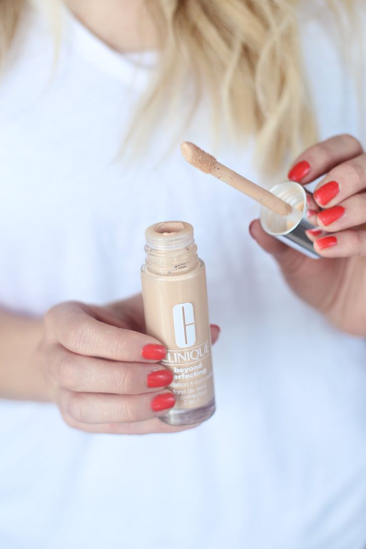 Clinique Beyond Perfecting 2-in-1 Foundation + Concealer — Twist Me Pretty