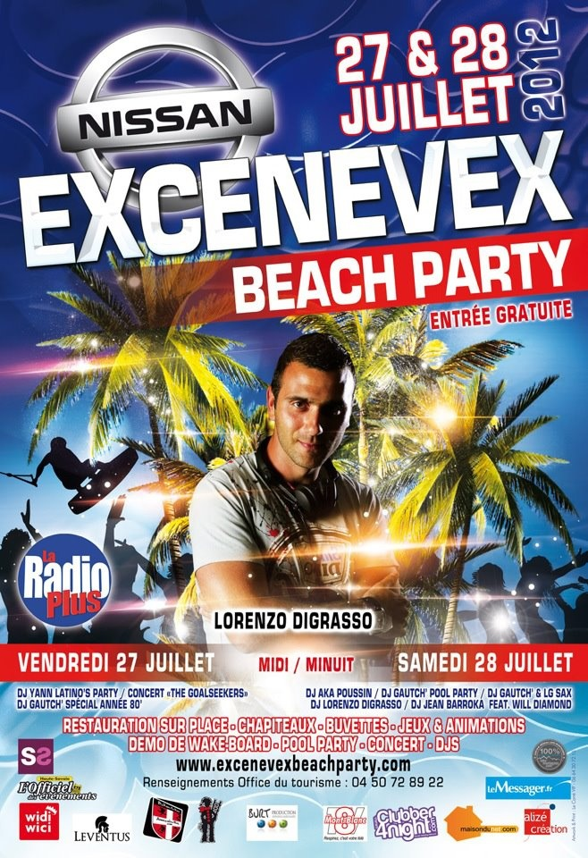 Excenevex Beach Party by WorkSation Outdoor Events & Lake-montagnes.com