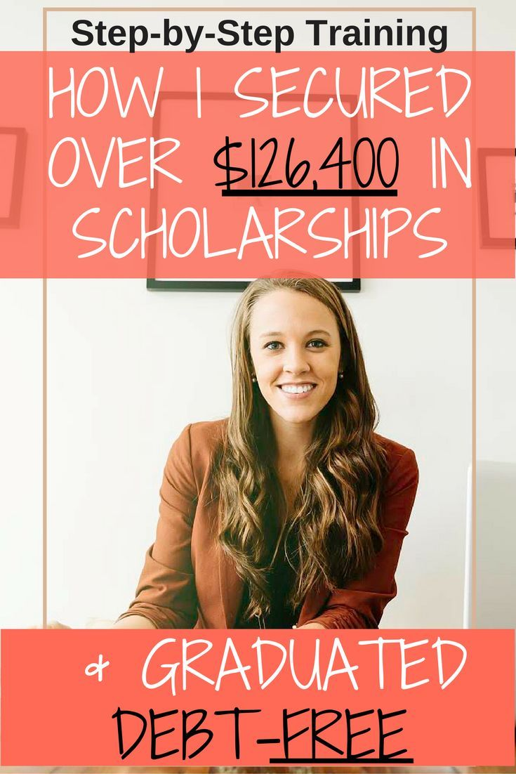 Webinar training for parents & students: Learn the 6 Steps I took to secure over $126k without a 4.0 GPA & with zero athletic skills http://www.thescholarshipsystem.com/freewebinarpst