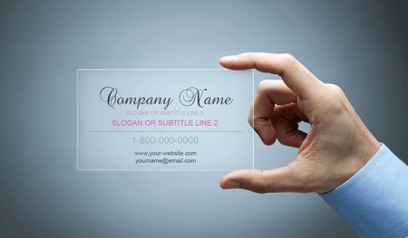 44 best plastic business cards images on pinterest plastic black and pink minimalistic plastic business card reheart Images