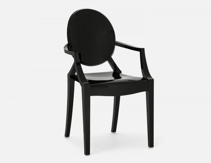 LUXE - Dining chair - Black