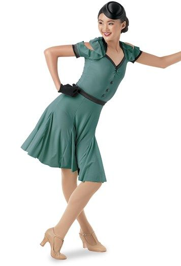 Weissman 174 Swing Dress Character Costume Tap 2018