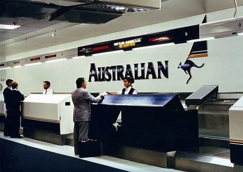 http://airlinepedia.net/how-to-fly-standby.html How to fly standby, tips and advice. The major airlines have different policies when it comes to flying standby, read this article to find out how to do it. australian_airlines_MARBLO