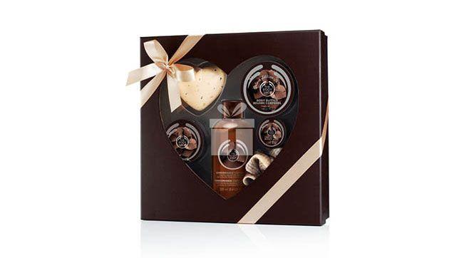 Chocomania Gift Set  #cosmetice #thebodyshop #cadouri #cadourifemei
