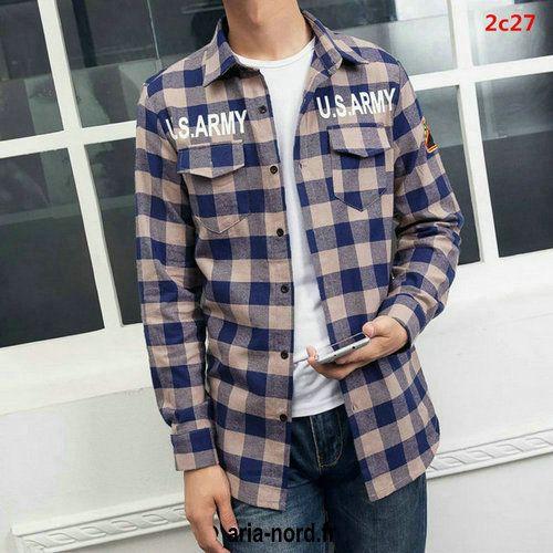 2017 popular chemise coton givenchy homme chemise en jean longue givenchy slim fit CHGC6003
