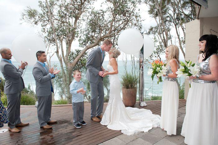 Bannisters Mollymook wedding
