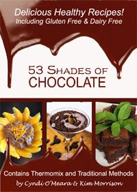 53 Shades of Chocolate Recipe e-book
