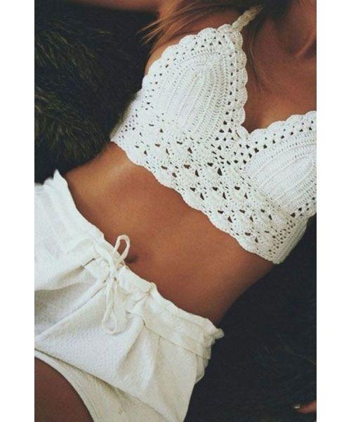 Τα πιο ωραία crochet ρούχα και μαγιό για την παραλία - MaryMary.gr
