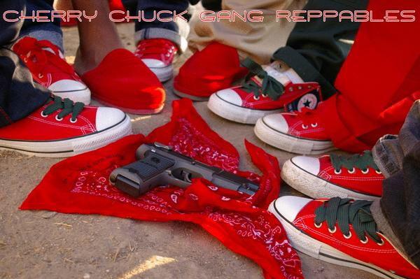 z adidas gang