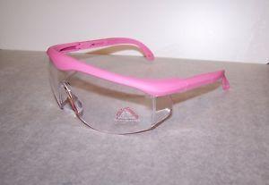 dental goggles pink | ... or Dental Safety Glasses Prestige Medical Full Frame Hot Pink | eBay
