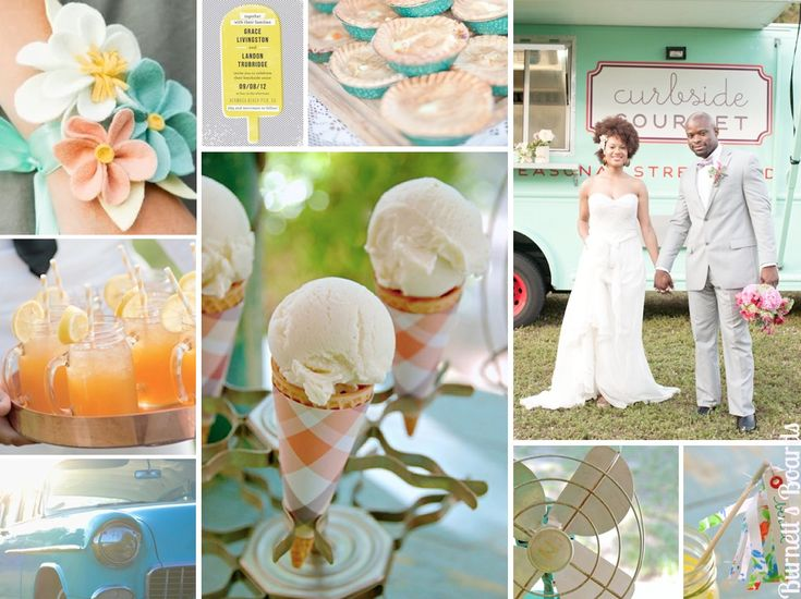 {curbside gourmet} a sweet and southern wedding in pastels http://burnettsboards.com/2012/10/curbside-gourmet/ http://food-trucks-for-sale.com/
