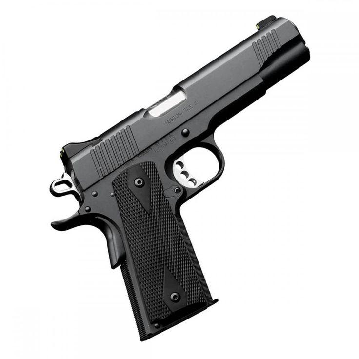 Kimber Custom TLE II .45 ACP Pistol - $9999