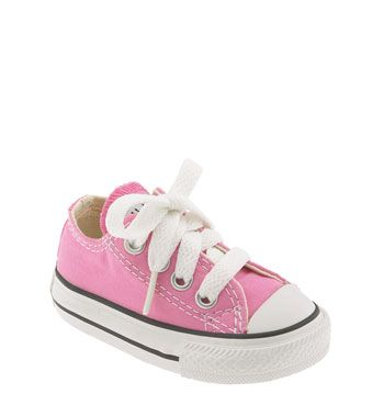 Converse Chuck Taylor® Low Top Sneaker (Baby, Walker) perfect pressie for a certain little squishy lady!!!!!
