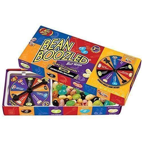 Oferta: 6.5€ Dto: -8%. Comprar Ofertas de Jelly Belly Bean Boozled Juego de Ruleta para Gominolas - 1 caja barato. ¡Mira las ofertas!