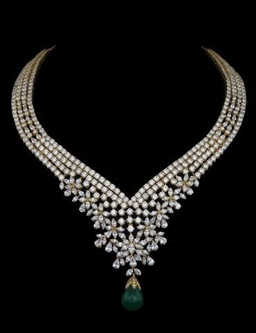 Varuna D Jani's exclusive VOW creation by marla