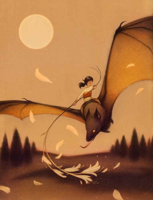 Clara: Bats Wings, Sam Wolf, Wolf Connelly, Books Art, Bats Rider, Illustrations, Bats Art, Http Www Samwolfeconnelly Com, Children Books
