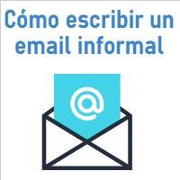 En esta lección veremos Cómo Escribir un Email Informal en Inglés, también sirve como carta informal, a alguien conocido, amigos o familiares.