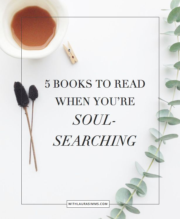 Career change usually involves periods of soul-searching and feeling lost. When you're grasping at straws about who you are and where you're headed, these 5 books will help.