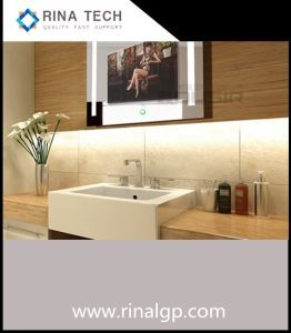 Hot Item Android Smart Touch Screen Hotel Mirror Led Tv Bathroom