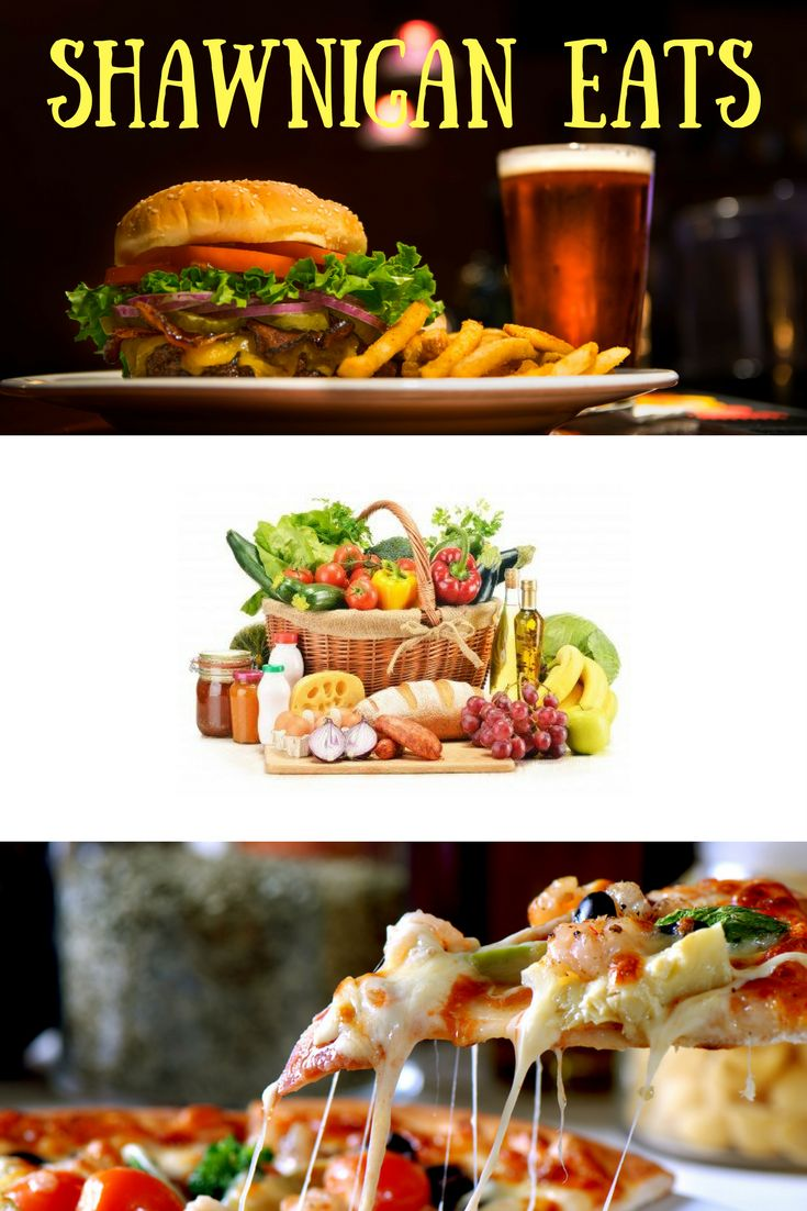 Restaurants & eateries near 2301 Ravenhill, Shawnigan Lake BC ~ ask Ivan Delano PREC sutton group west coast realty 250-744-8506