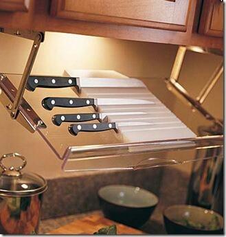 safe knife storage & 16 best Knife Storage images on Pinterest | Knifes Kitchen knives ...