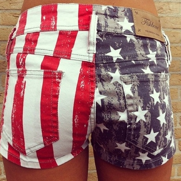 'Merica fuck yeah! Need these for 4th of July next year.