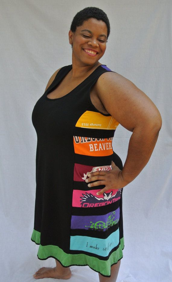 This Batman Rainbow Curve Dress dress was sewn with love and bold curvaceous women in mind. It is oh-so soft and comfortable, perfect for everyday