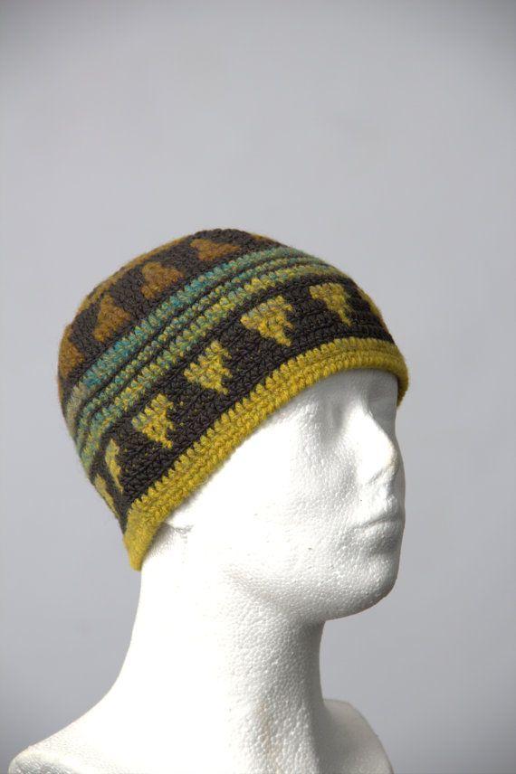 14 best Hats images on Pinterest | Crochet hats, Beanies and Crochet ...