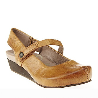 otbt s springfield slingback shoes in quot cashew