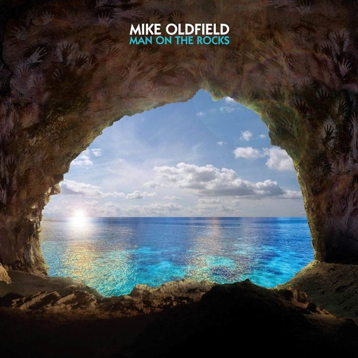 Mike Oldfield - Man On The Rocks on 180g Import 2LP   Download