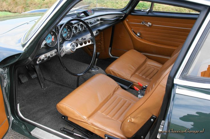 volvo p1800 interior | Volvo P1800 | Pinterest | Volvo cars, Volvo p1800s and Volvo