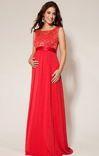 http://www.babyshowerideas4u.com/sweet-valentines-maternity/ by Tiffany Rose Maternity Dress for baby shower, brides maid, wedding - love red, lace, burgundy #maternity #babyshower