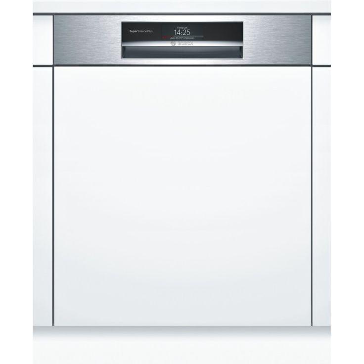 Bosch H815xW598xD573 - Semi-Integrated Dishwasher - SMI88TS00G primary image