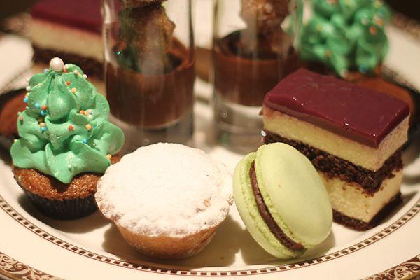 Christmas Afternoon TeaAfternoon Tea