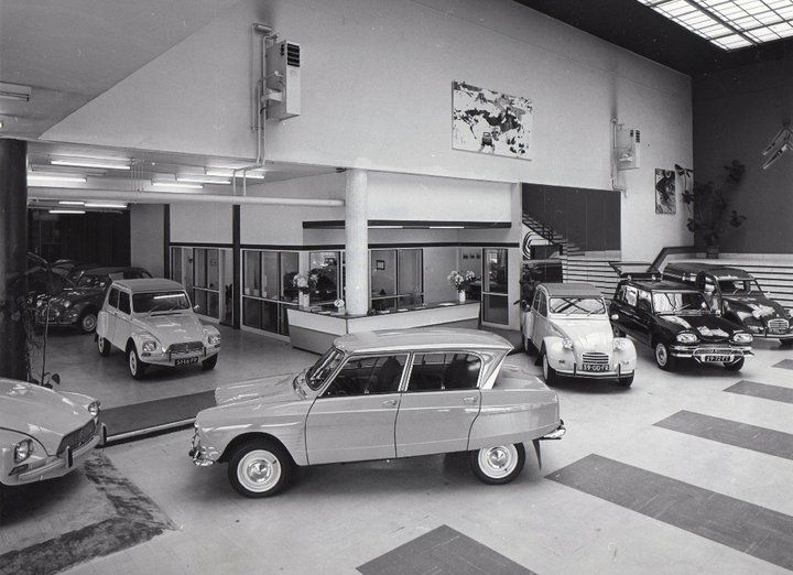 17 best images about dealerships of yesteryear on pinterest mercedes dealership chevrolet. Black Bedroom Furniture Sets. Home Design Ideas