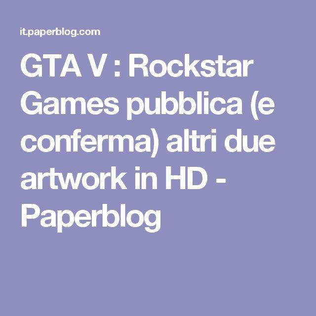 GTA V : Rockstar Games pubblica (e conferma) altri due artwork in HD - Paperblog