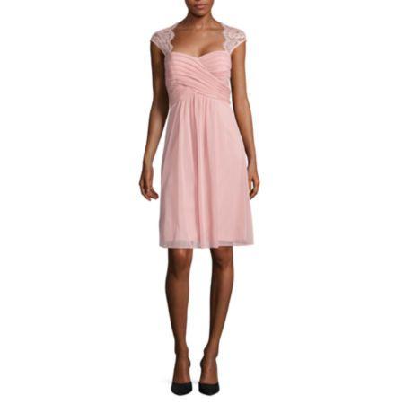 Scarlett Sleeveless Empire Waist Dress - JCPenney