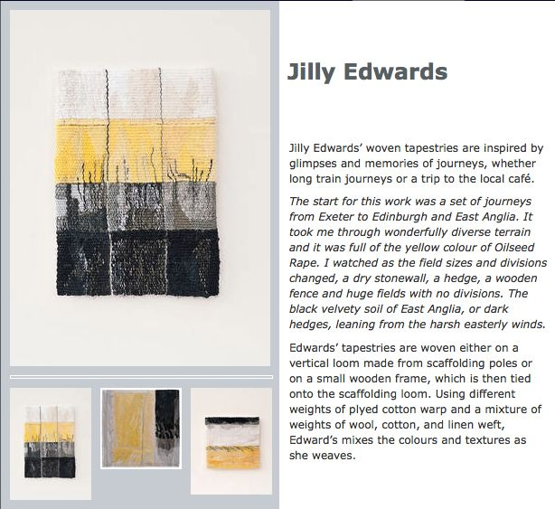 Jilly Edwards - Home page