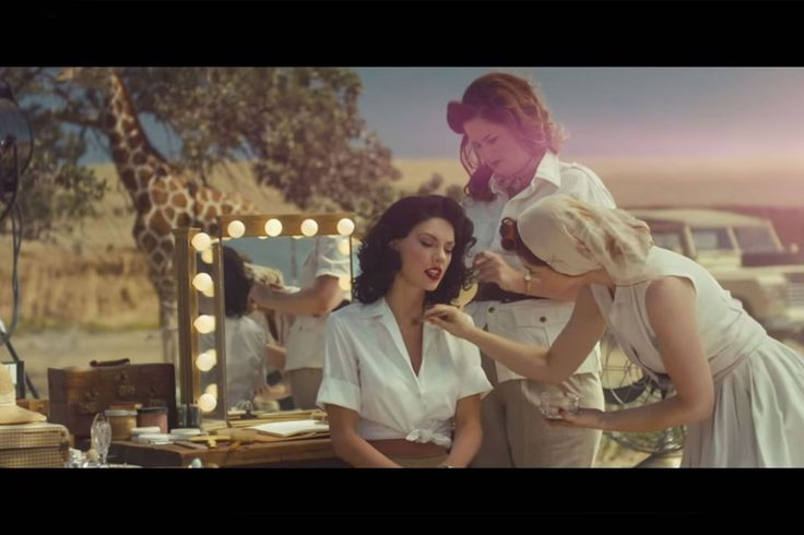 "September 3 Joseph Kahn, the director of Taylor Swift's latest music video, Wildest Dreams, defends the decision to set it in Africa in the Fifties, amid criticism that it glorifies colonialism. Kahn said, ""This is not a video about colonialism but a love story on the set of a period film crew in Africa, 1950."""