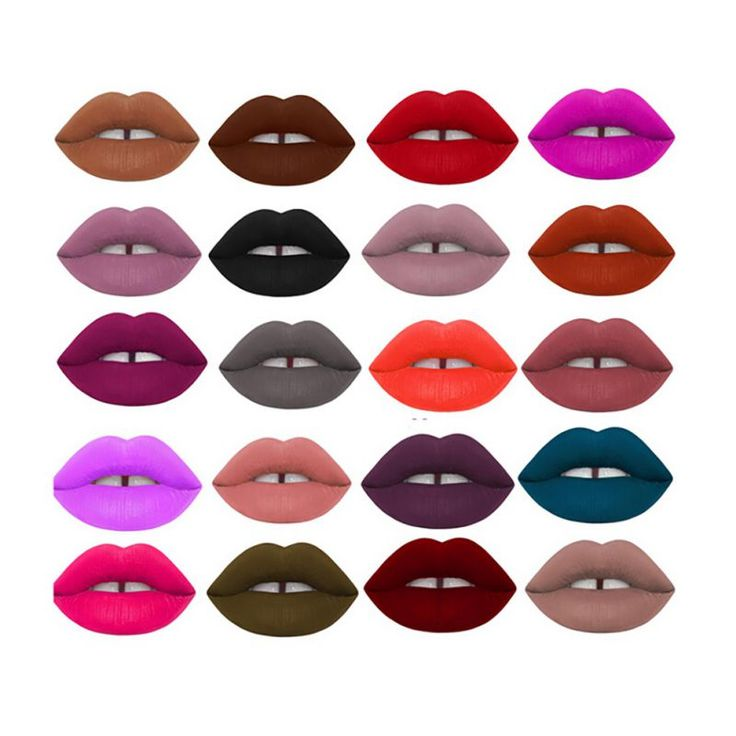 Lipstick  Makeup Waterproof Matte Velvet Liquid Lipstick Long Lasting Lip Gloss Cosmetics Free Shipping <3 Click the image to find out more on AliExpress website