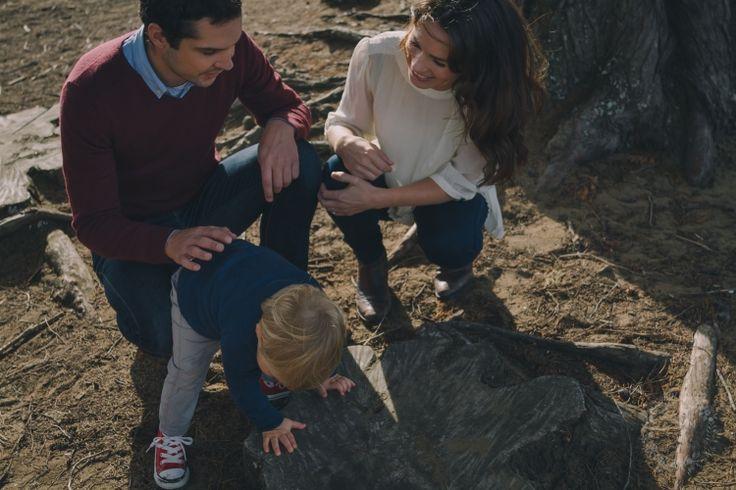 Gen & Dan   Engagement/ family shoot