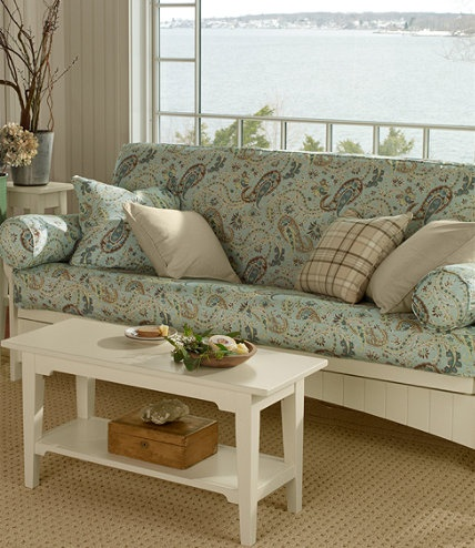 Ll Bean Futon Nautical