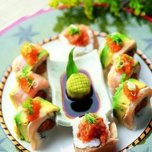 beautiful sushi | Comida | Pinterest