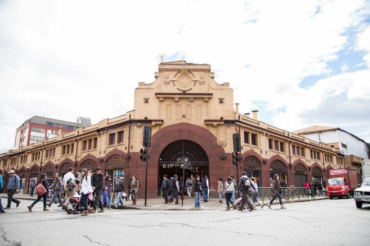 Mercado Municipal de Temuco