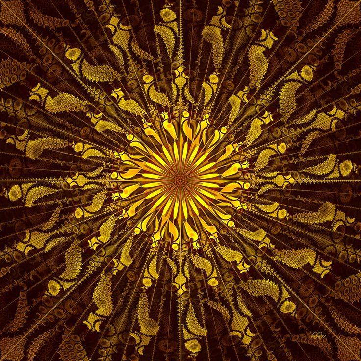 Fractal Sun: